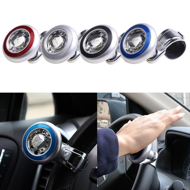 Steering Wheels & Steering Wheel Hubs Newauto Car Power Steering Wheel Ball Suicide Spinner Handle Knob Booster Retro Volume Large