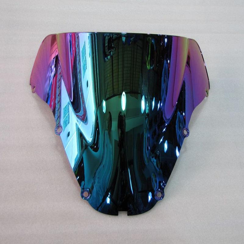 For 2000 2001 Honda CBR900RR CBR929RR cbr 900 929 rr Fireblade Windshield iridium deep Screen Double bubble Motorcycle NEW-in Windscreens & Wind Deflectors from Automobiles & Motorcycles    1