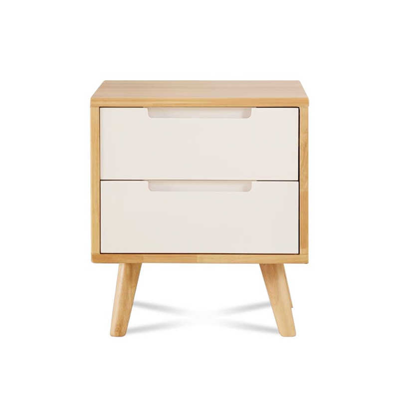 Yatak Odasi Mobilya Nordic European Shabby Chic Wood Quarto Bedroom Furniture Mueble De Dormitorio Cabinet Bedside Table