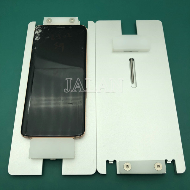 LCD middle frame bezel separate adjust mold spare parts of TBK 268 for samsung s8 s9 plus NOTE 9 s10 universal location mould