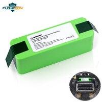 Floureon 14.8V 5300mAh Li ion Battery Rechargeable battery Lithium Exchange battery for iRobot Roomba 500 600 700 800 900 Series