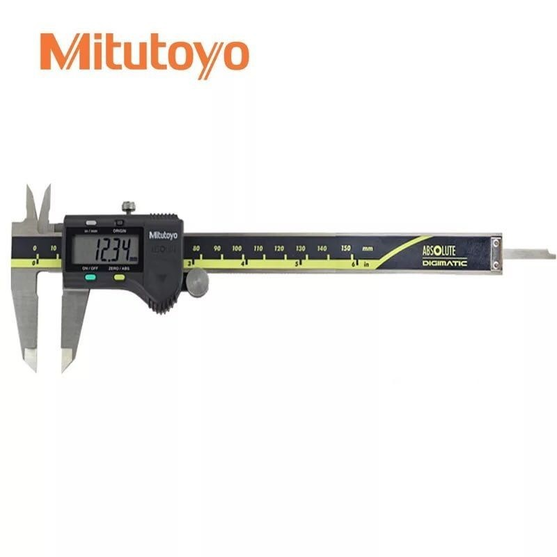 Mitutoyo Measuring Tool Stainless Steel Digital Caliper 6 150mm Messschieber paquimetro measuring instrument Vernier Calipers