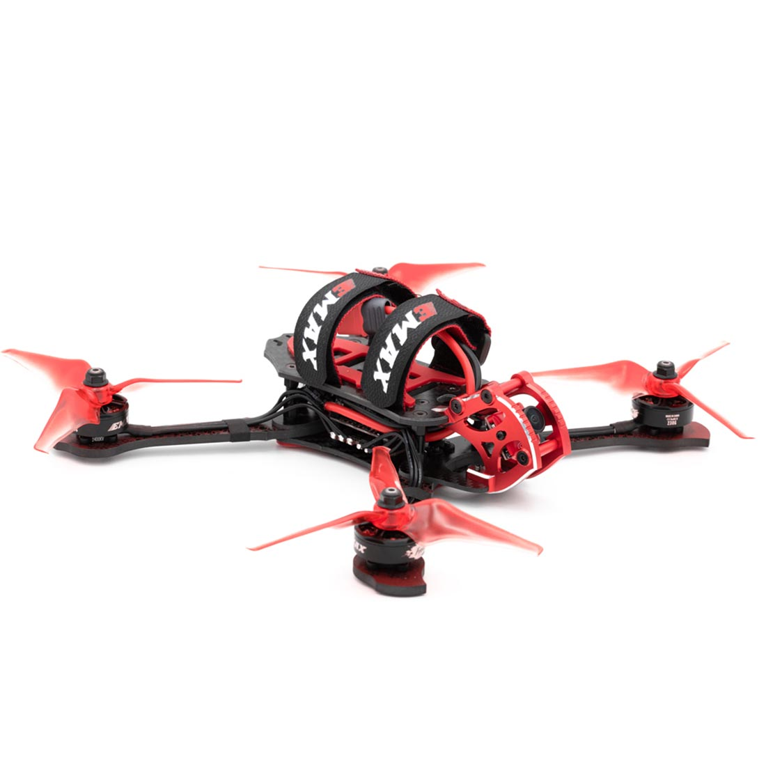 Emax Buzz /5-Inch /245mm F4 1700KV 5-6S / 2400KV 4S FPV Racing Drone Camera PNP/ BNF w XM+ Receiver for Freestyle QuadcopterEmax Buzz /5-Inch /245mm F4 1700KV 5-6S / 2400KV 4S FPV Racing Drone Camera PNP/ BNF w XM+ Receiver for Freestyle Quadcopter
