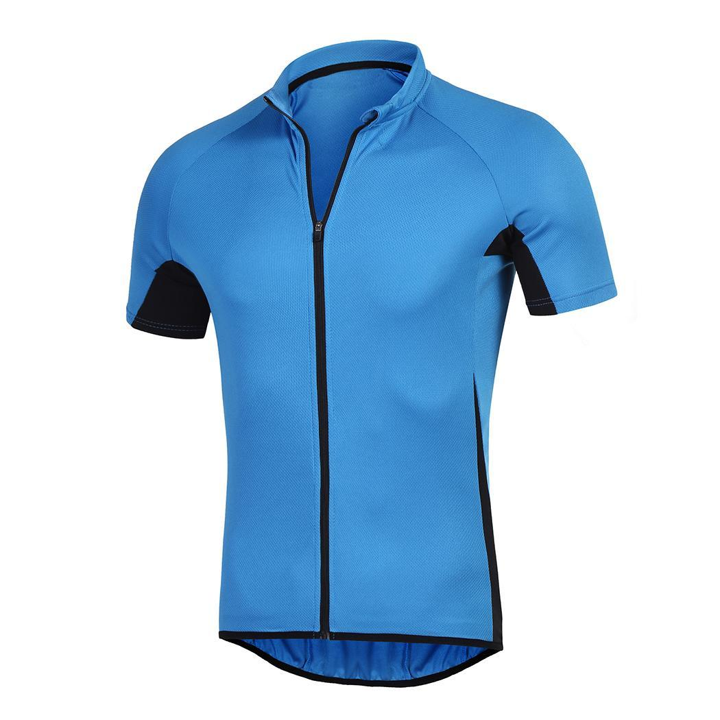 Cycling Jersey Mountain-Bike-Clothes Breathable Sleeveless MTB Man 3-Colors Quick-Dry