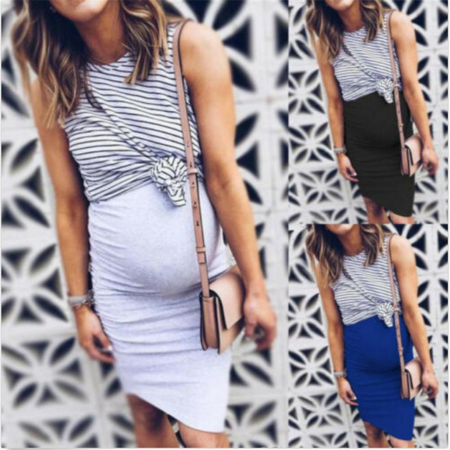 Fashion Pregnant Women's Skirts Maternity Mommy Casual Pregnancy Skirts Soild Color Ladies' Close-fitting Confortable Hot Sale 5