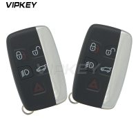 Remotekey 2pcs 5 button 434 mhz for Land Rover Range Rover Evoque Sport 2012 2013 2014 2015 Smart Remote Key