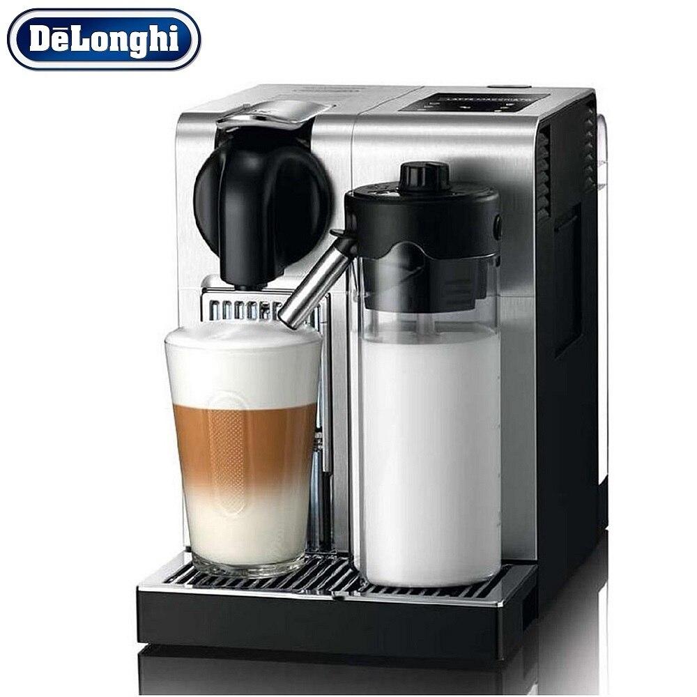 Capsule coffee Machine DeLonghi EN 750 MB kitchen Coffee Maker Coffee machine capsule Household appliances for kitchen eco friendly convenience automatic yogurt maker machine 15w 1l