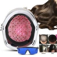 68 Diodes Hair Regrow Laser Helmet Fast Growth Treatment Cap Hair Loss Solution for Men Women Hair Regrowth Cap Massage Tool