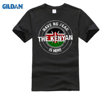 GILDAN Have No Fear The Kenyan Is Here Shirt Kenya T