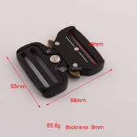 54f047596 Quick Side Release Metal Safety Strap Buckles For 39mm Webbing Bag Garment  Luggage DIY Accessories