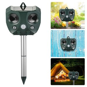 Garden Solar Ultrasonic Animal