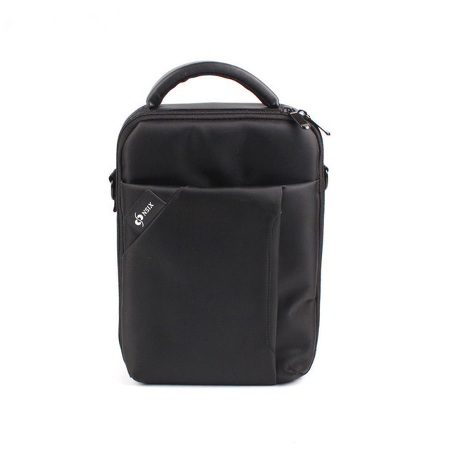 Drone Case for DJI MAVIC AIR Portable Storage Bag Single Shoulder Bag Carrying Case Black Color for DJI Mavic air 2