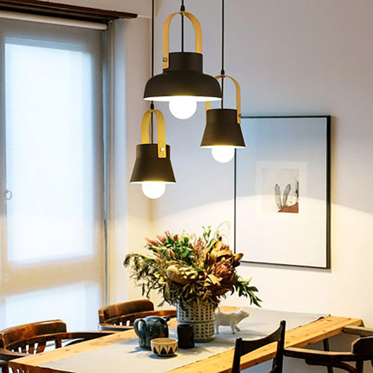 Nordic Modern Kitchen Pendant Lights Designer E27 Led