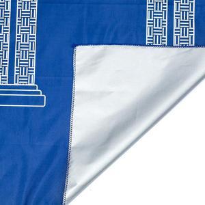 Image 4 - Muslim Portable Travel Worship Mat Waterproof Aanbidding Prayer Mat Rain Cloth Simple Blanket Pocket Pad 105*60cm