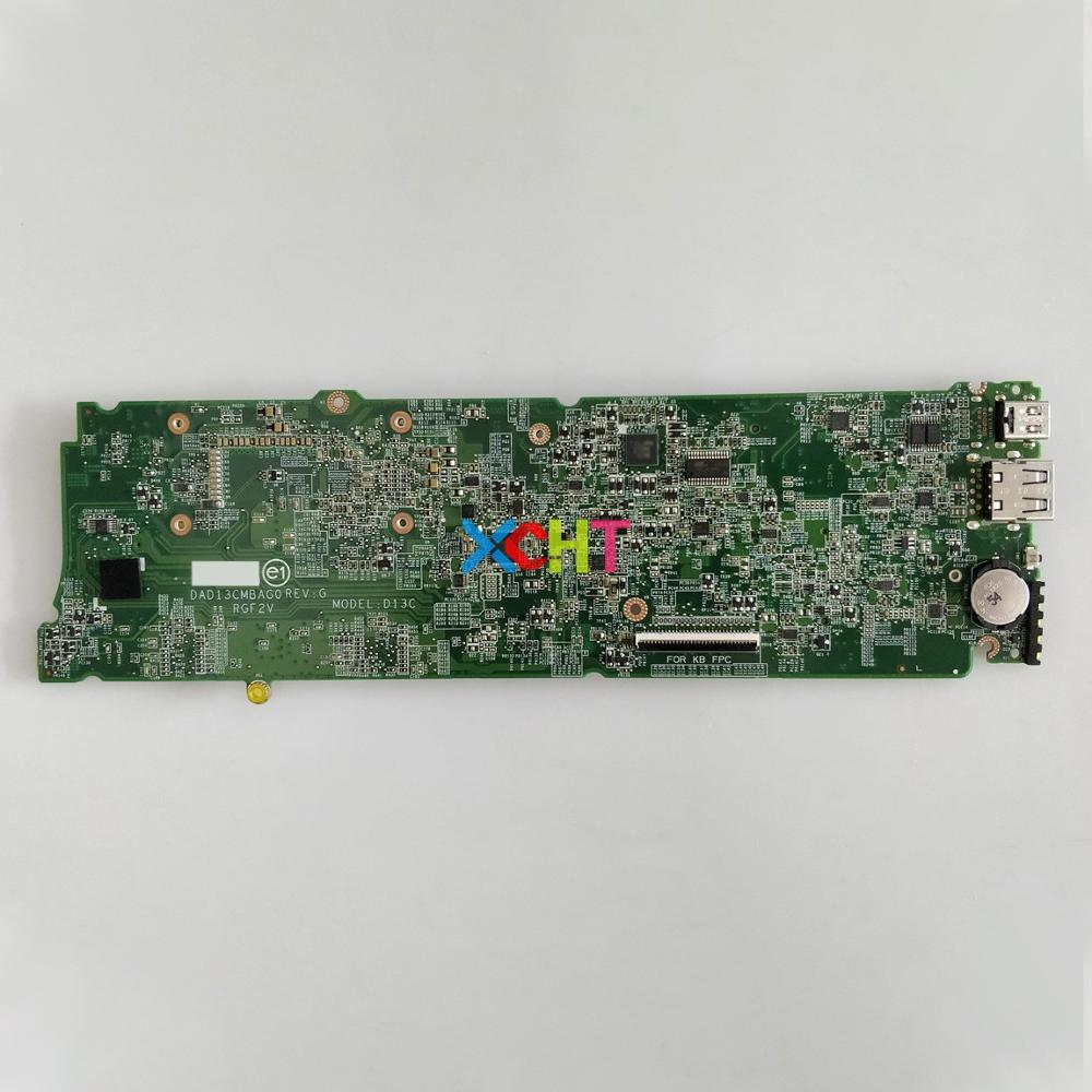 Image 2 - CN 0N8CJG 0N8CJG N8CJG DAD13CMBAG0 w I7 4510U CPU 8GB RAM for Dell XPS 13 9333 Laptop PC NoteBook Motherboard Mainboard-in Laptop Motherboard from Computer & Office