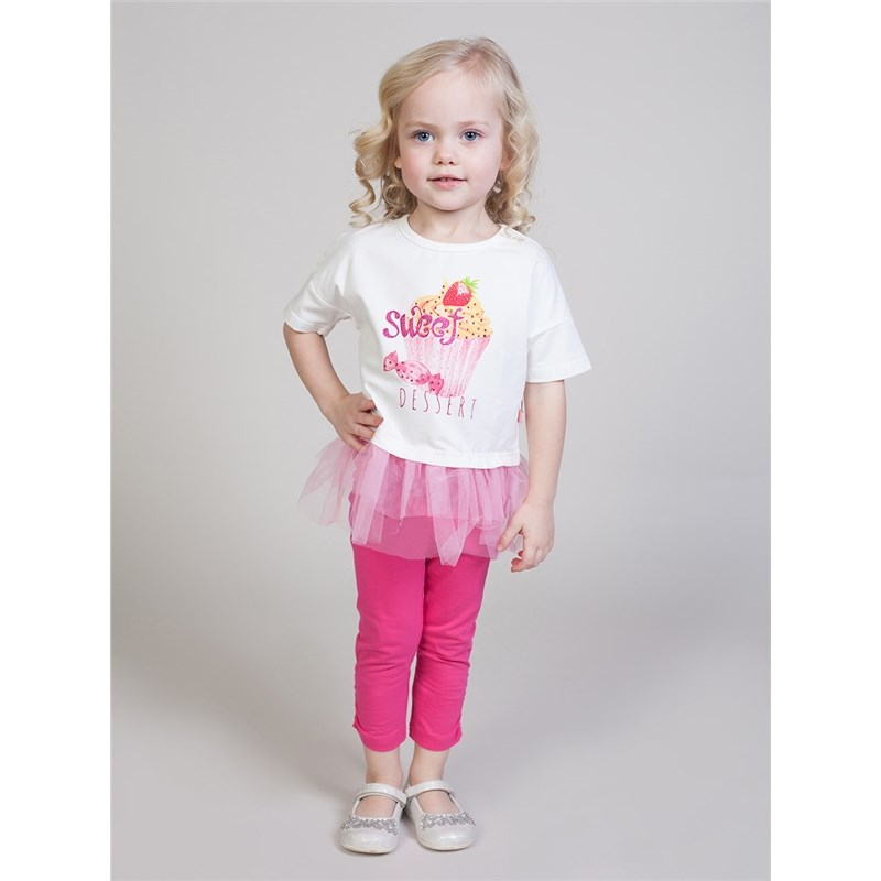 T-Shirts Sweet Berry T-shirt knitted for girls children clothing kid clothes summer kids clothes suit for girls 3 13 years children army green cotton shirt clothing set boys girls clothing sport suit 174b