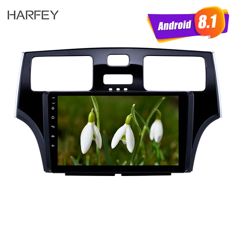 Harfey Android 8.1 GPS Navi Car Multimedia Player for 2001 2005 Lexus with 9 inch Touchscreen DAB+ DVR Steering Wheel Control