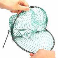 Bird Net Effective Humane Live Trap Hunting Sensitive Quail Humane Trapping Hunting 20cm Garden Supplies Pest Control