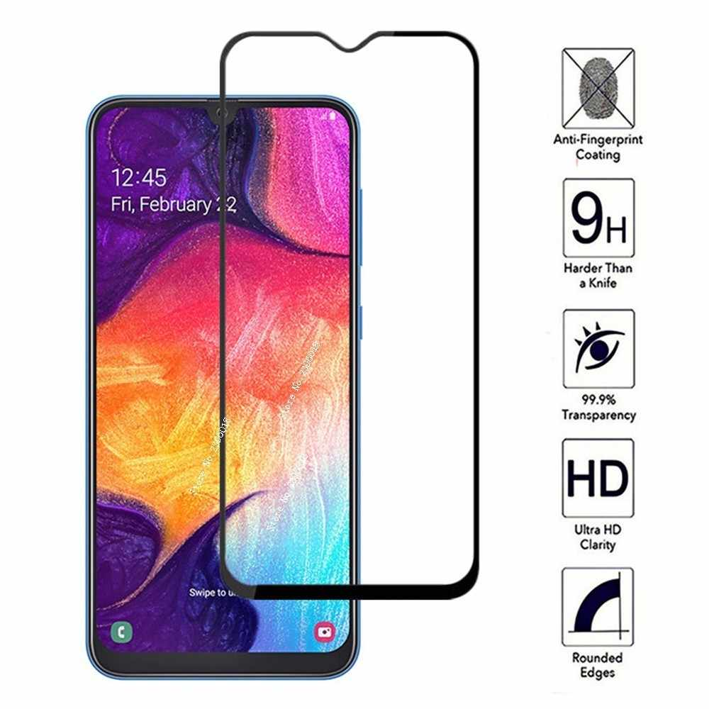 Protective Glass on the For Samsung A 10 20 30 40 50 60 70 80 90 M 10 20 2019 Tempered Glass For J 4 Core Screen Protector Film