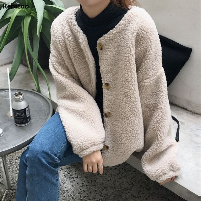 67ccf1ea1 Autumn Winter High Quality Women Mohair Croche Knitted Cardigan Sweater  Long Sleeve Female Casual