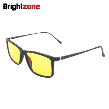 Light TR90 Rim Aluminum Leg Blue Blocking Protection Glasses Premium Gamer Computer Eyewear Eye Strain Relief Oculos gafas