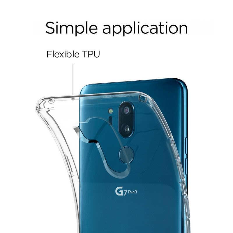 Ultra Tipis Lembut TPU Gel Transparan Case untuk LG V10 V20 V30 G2 G4 Mengalahkan G5 G6 G4s X Power q8 Q6 Plus G7 K10 K8 2018 Silicon Case
