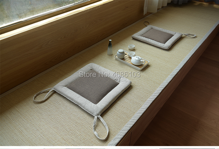 Taille 50x200 cm tapis de chambre d'enfants tapis de sol nordique en bambou tapis de chambre tapis de yoga tapis pour salon