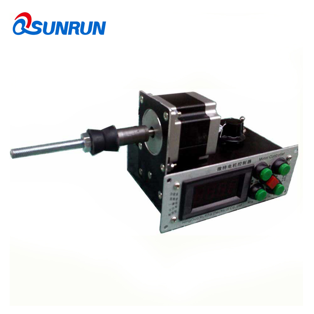New electric winder Coil Winding Machine Low Variable Speed Winder 2 Directions 0 1 Turn Foot