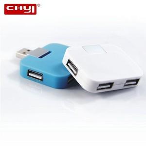 CHYI 4 ports HUB to USB 2.0 fo