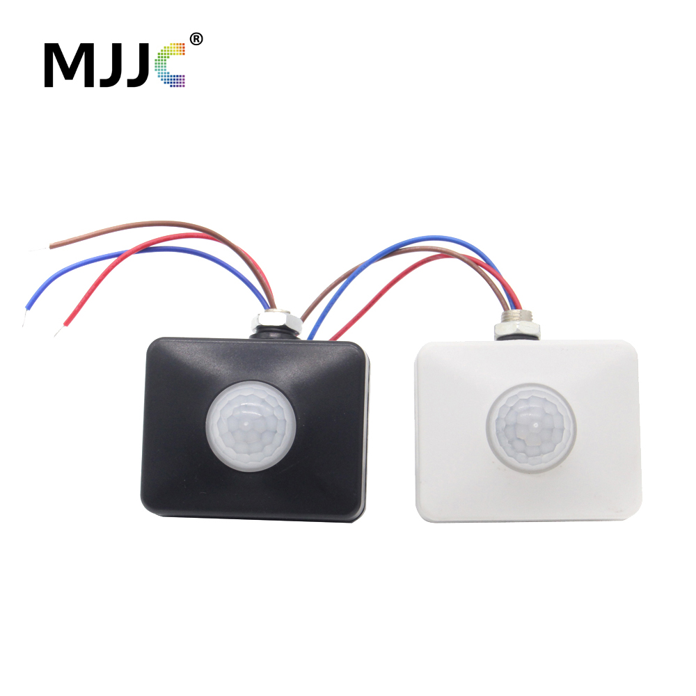 12v Pir Sensor Movement Switch Outdoor Motion Sensor 220v