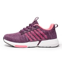 FANDEI 2019 Running Shoes For Women Sport Shoes Woman Flyknit Zapatillas Mujer Deportiva Light Sneakers Women Cushioning Sole