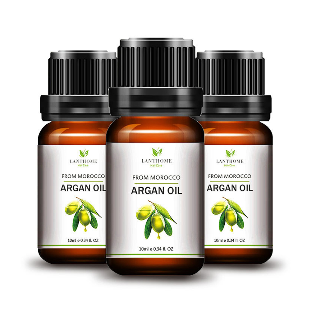 100% Pure Organic Argan Oil Hair Moroccan Gold For Face Body And Nails Good Reputation Over The World