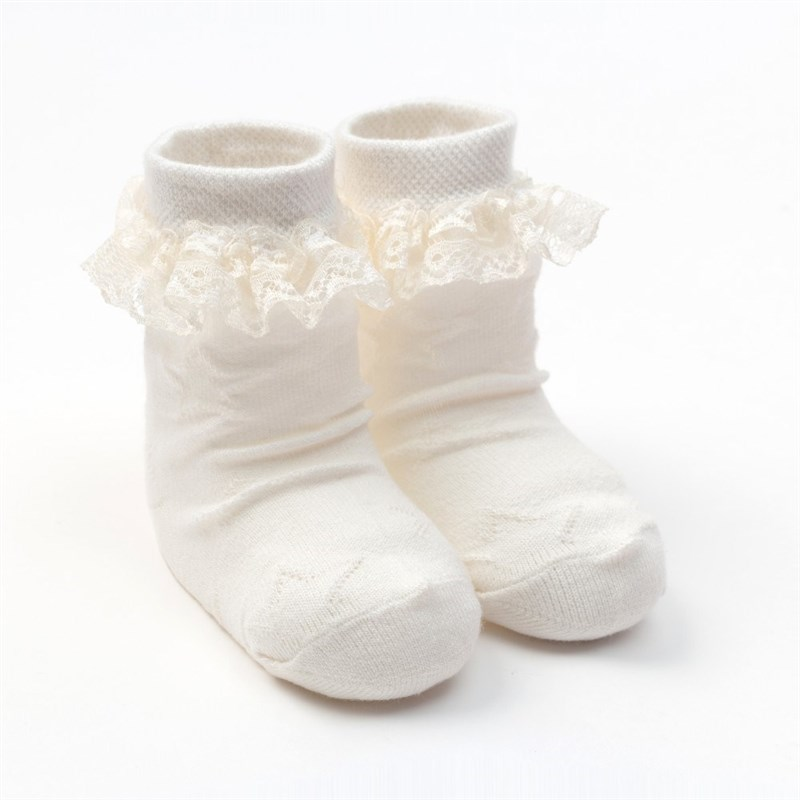Socks Crumb I Stars, 9-12 month, 80% chl... 17% N/S, 3% el. socks crumb i mexico leo s 100% cotton