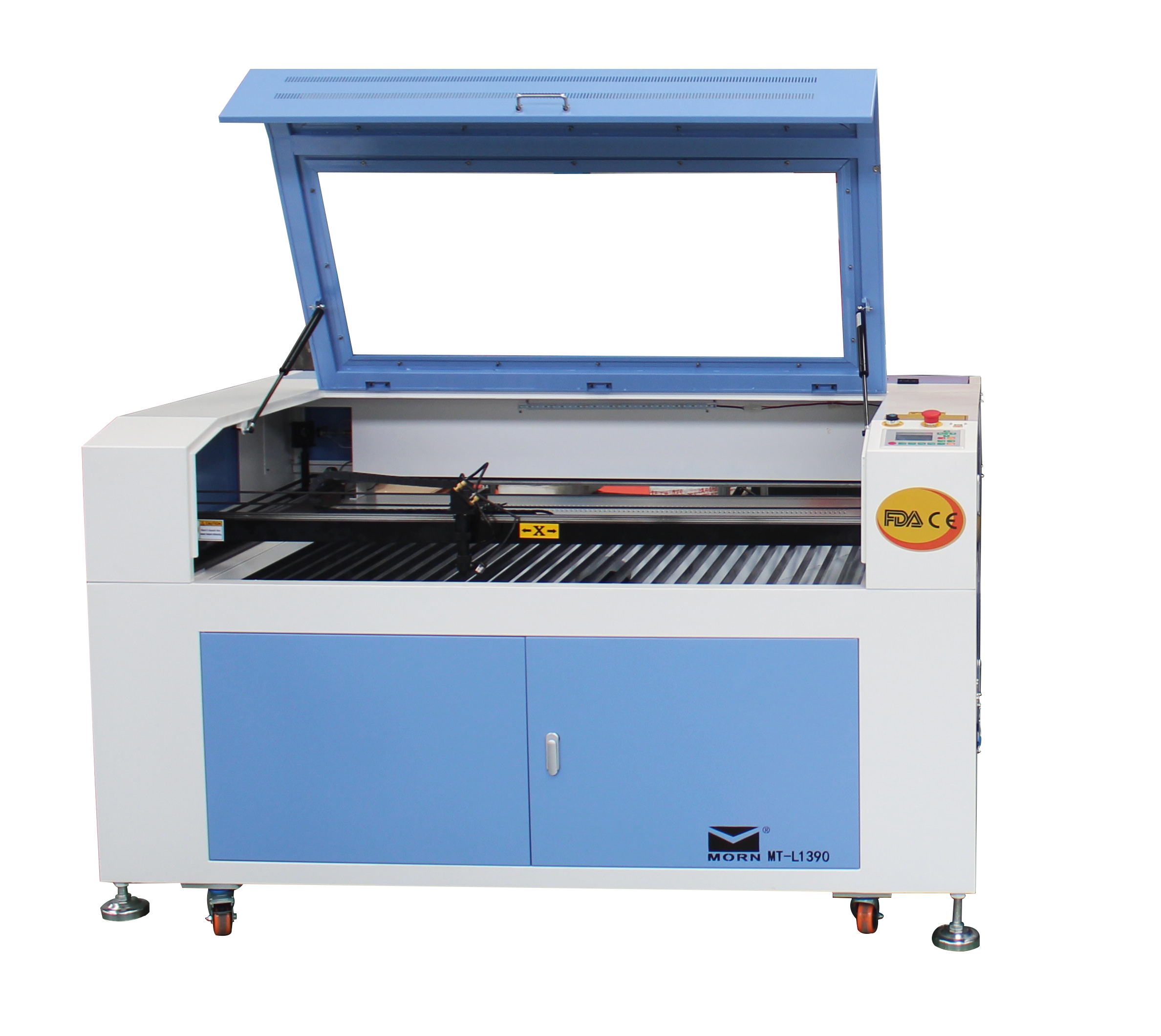 CNC CO2 laser engraver and cutting machine wooden laser engraving machine 1390 for DIY crafts plywood, wood, acrylic cutter