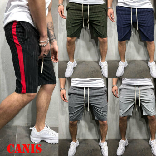Brand Summer New Casual   Shorts   Men Fit Solid 5 Color Available   Shorts   Loose Elastic Waist Breathable Beach   Shorts