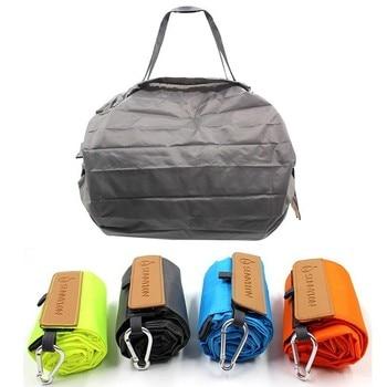 Reusable Shopping Bags Washable Bolsas De Tela Durable And Lightweight Shopper Bag Tote Eco Sacola Waterproof Torba Na Zakupy 1