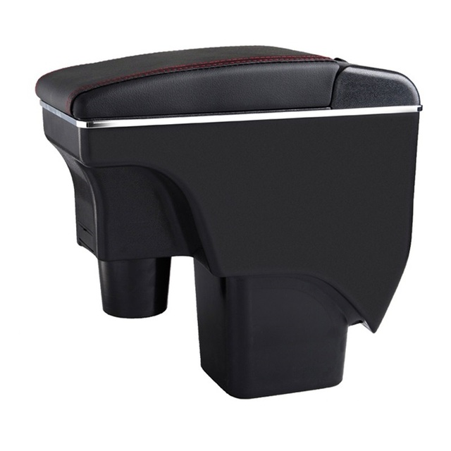 Arm Rest Upgraded Modification Automovil Car-styling Car Armrest Box 05 06 07 08 09 10 11 12 13 14 15 16 17 18 FOR Ford Focus