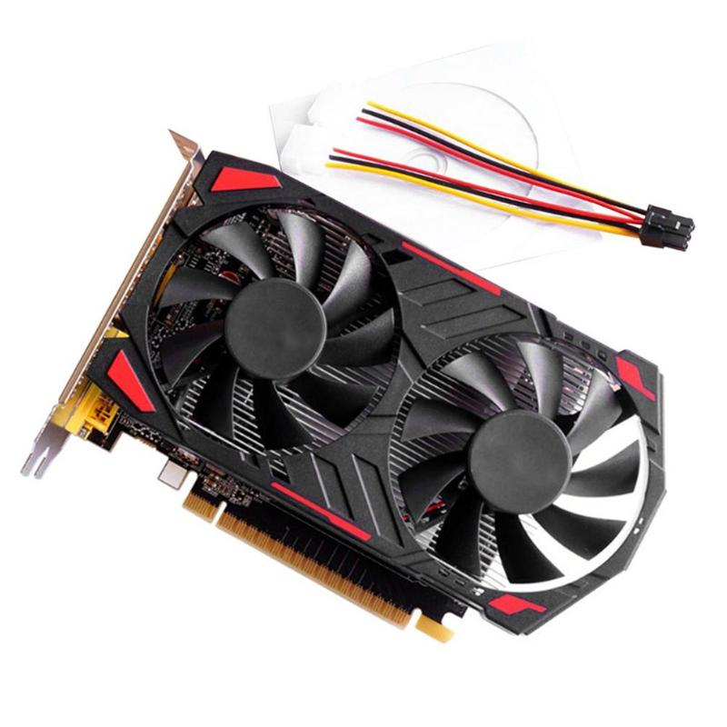 GTX750 2GD5 2GB GDDR5 GPU HDMI/VGA/DVI PCI-Express3.0 Gaming Video Graphics Cards for Desktop Computer image