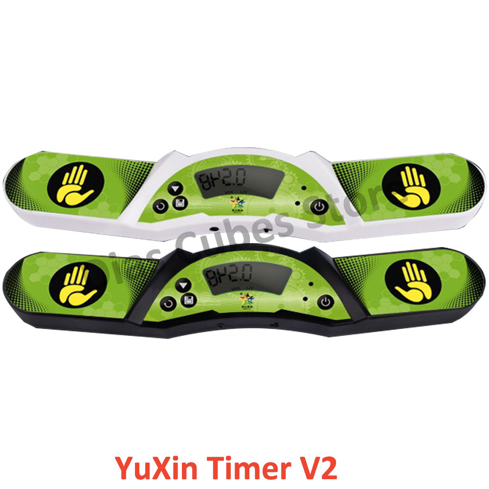 New Yuxin Timer V2 Speed Timer Yuxin Timer For Speed Cube & Magic Cube