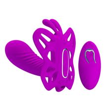 Wireless Remote Wearable Female Masturbation Butterfly font b dildo b font Vibrators For Women Vaginal Massager