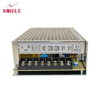 D 120F15 Transformator AC 110 V/220 V DC 12 V/24 V AC Naar DC Dual Output Stroomvoorziening Low Price Voeding