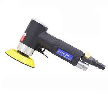 multifunction pneumatic angle grinder 4 inch air grinding tool wind sanding polishing waxing cutting machine 100mm Mini Air Angle Sander 90 Degree Pneumatic Polishing Grinding Machine + 2inch 3inch Sanding Pad Air Angle Polisher Power Tools
