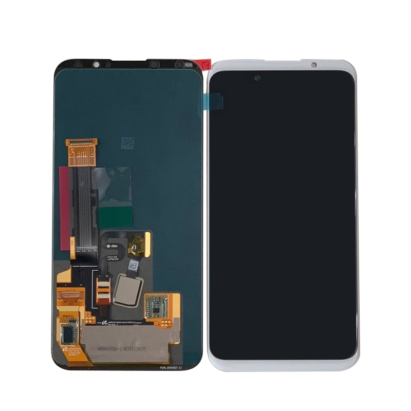 "Image 2 - Original For 6.0"" Meizu 16X 16 X M872Q Axisinternational AMOLED LCD Screen Display+Touch Panel Digitizer For 16X M872H Display-in Mobile Phone LCD Screens from Cellphones & Telecommunications"