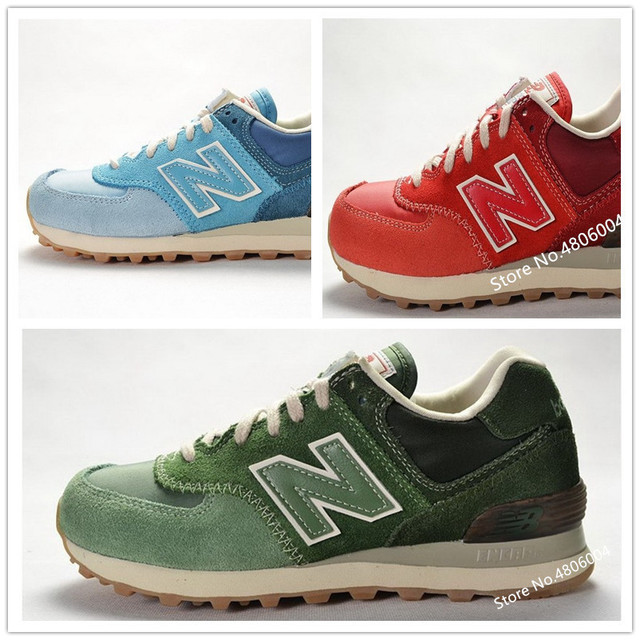 US $72.99 | : Buy New Balance ML574 men women Shoes Retro Shoes Neutral running shoes nb574 3 color from Reliable Running Shoes