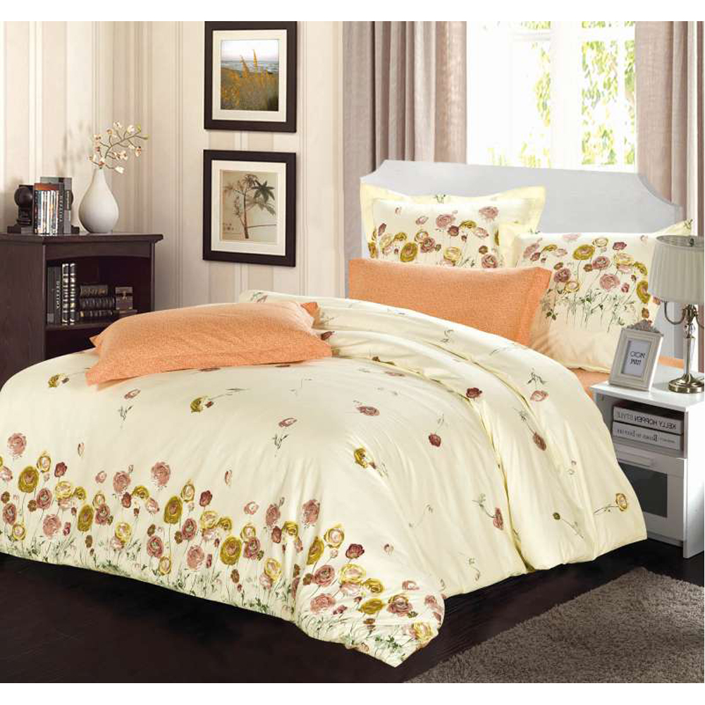 Bedding Set SAILID B-158 cover set linings duvet cover bed sheet pillowcases TmallTS promotion 4pcs embroidery animals baby cot crib bedding set quilt bumper include bumper duvet bed cover bed skirt