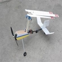 Luobo V2S двойной операции Autogyro Gyroplane модель самолета комплект