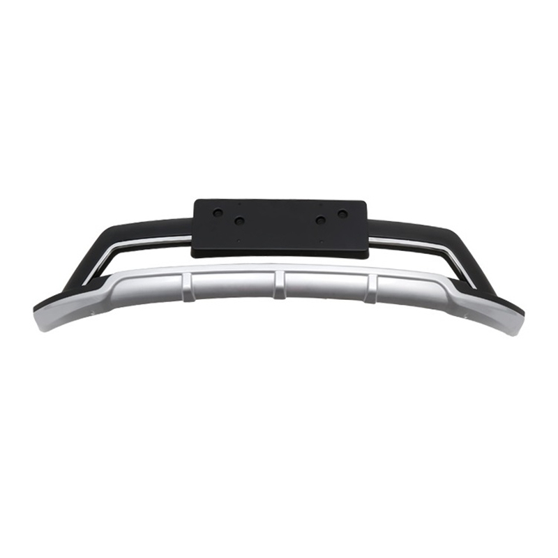 Lip tuning Car Modification Styling Front Rear Diffuser Bumpers protector 13 14 15 16 17 18 FOR Mitsubishi Outlander