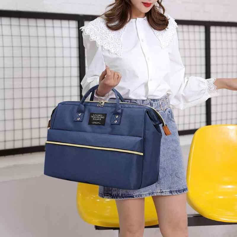 2020 Nieuwe Fashion Baby Luiertas Voor Mama Grote Capaciteit Kinderwagen Mama Moederschap Bakken Baby Nappy Verpleging Tassen Reizen Rugzak