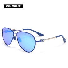 OUMLKE Fashion Baby Boys Kids Sunglasses Piolt Style Brand Design Children Sun Glasses 100%UV Protection Oculos De Sol Gafas