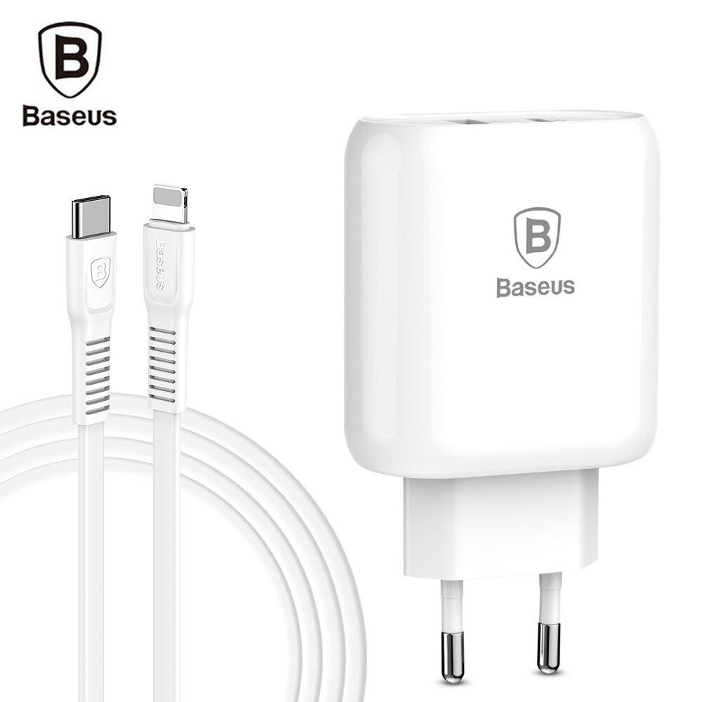 Baseus Bojure Series Charging Set 32W Type C PD3.0 and USB